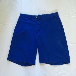 Polo Ralph Lauren Mens Cotton Flat Front Shorts 33